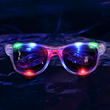 LIGHT UP RETRO SUNGLASSES from Glowsource.com