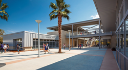 Two K-12 school projects designed by LPA Inc.—Montgomery Middle School and the TIDE Academy—were honored with CASH/AIACC Leroy F. Greene awards.