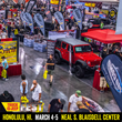 4 Wheel Parts Truck & Jeep Fest Making First Stop in Honolulu, Hawaii