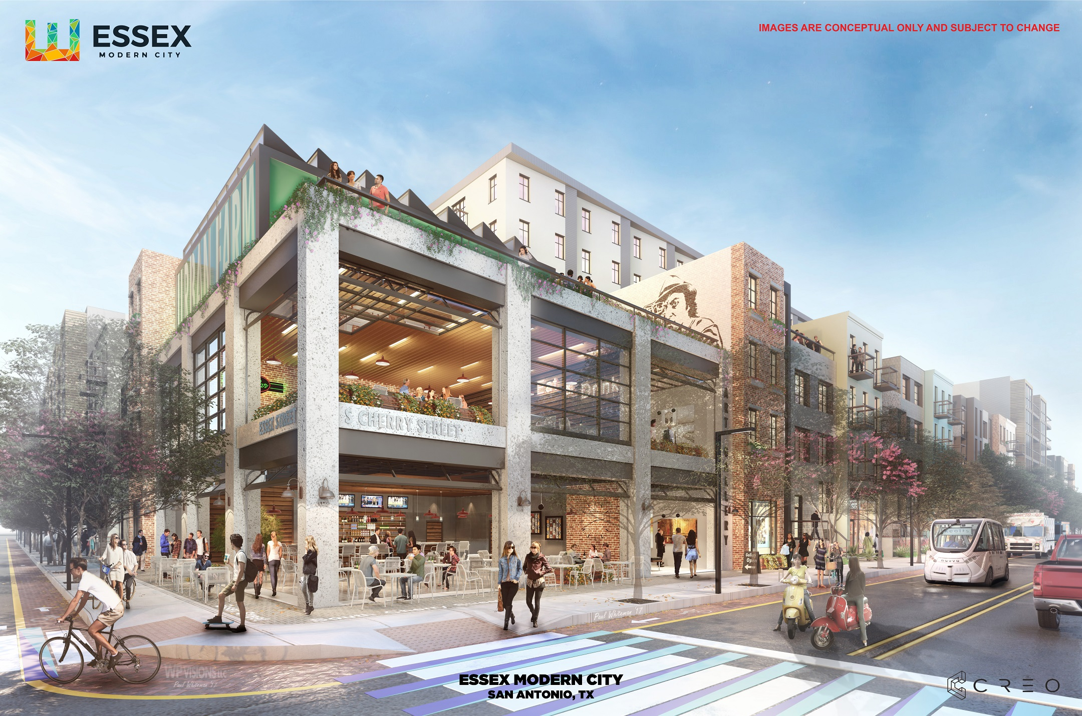 Mind blowing downtown development project reveals stunning for By design home care san antonio
