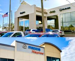 Morgan Auto Group acquires Naples Mazda Naples CDJR Caldwell and Kerr