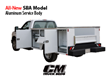 CM Truck Beds Announces New Service Body Offering