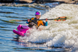 At 12, Abby is among the youngest to do the Grand Canyon whitewaters in her own kayak.