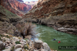 It's 280 miles and 26 days through the Grand Canyon on kayaks.
