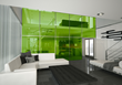 "Bendheim Brings Pantone® Color of the Year ""Greenery"" to Architectural Glass"
