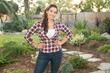 Sara Bendrick of DIY Network's I Hate My Yard