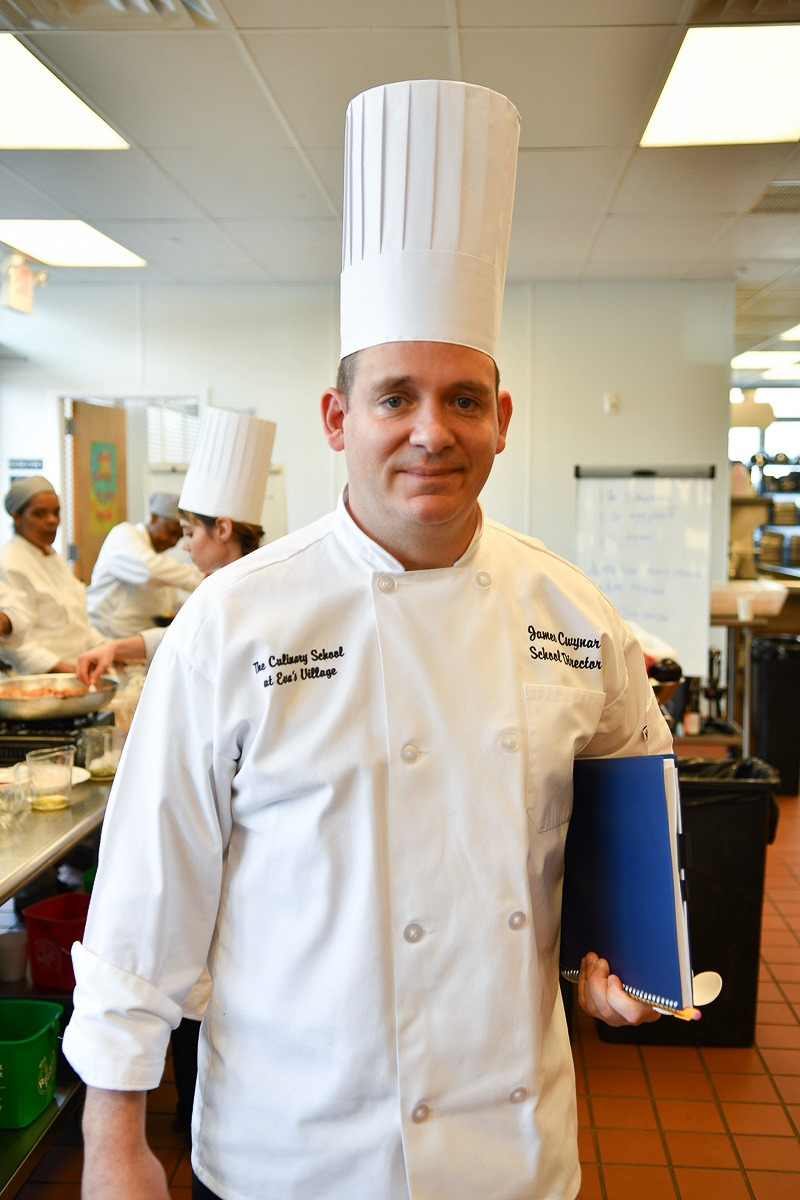 New Director Targets Enrollment and Retention at The Culinary School ...