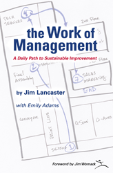 Cover of Work of Management book
