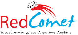 New Red Comet logo