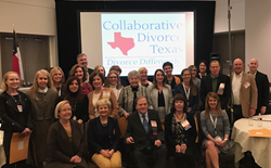 Collaborative Divorce Texas Credentialed Class 2017