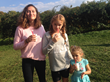 Vicki Dehaven's Au Pair with her two grandchildren