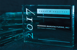 Hernon Manufacturing Wins Smart Product Leadership Award