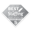2017 Best of Staffing Award: Talent