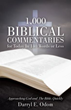 Xulon Press Announces New Book Offering Over 1,000 Individual Commentaries About Biblical Issues