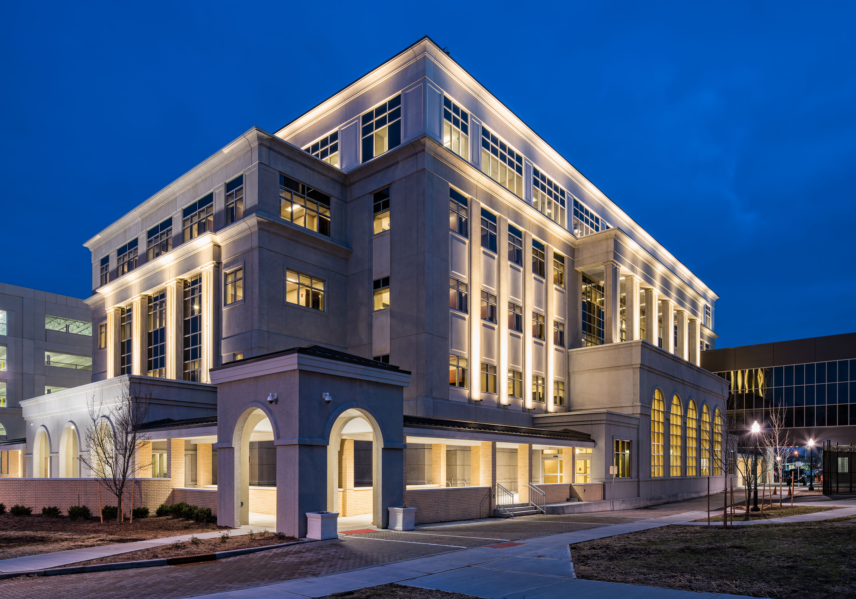 New 140 Million Justice Center Designed By Rsc Architects