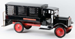 Pressed Steel Keystone Police Patrol Truck, Estimated at $3,000-4,000.