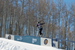 Monster Energy's Jamie Anderson Takes Second Place in Slopestyle at Burton US Open Snowboarding in Vail, CO