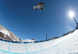 Monster Energy's Chloe Kim Wins Superpipe at Burton US Open of Snowboarding