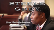 "New Epic Legal Drama Web Series ""Steele Grey"" Set to Premiere 2 Part Pilot on LouddMouthTV.com"