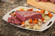 Freirich Foods' traditional corned beef recipe is easy to prepare because the meat comes ready to cook in water with a delicious secret spice packet.
