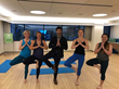 Dr. Beckerman is among the certified yoga instructors teaching free drop in classes which are open to the community
