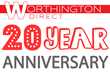 Worthington Direct 20 Year Anniversary - 6 Months of Giveaways!