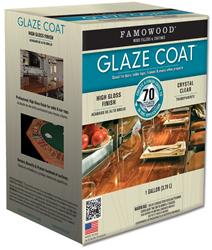 Gallon Kit, FAMOWOOD Glaze Coat Epoxy Coating