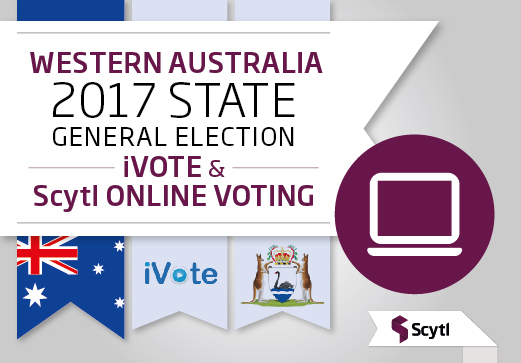 Western Australia Leverages Ivote And Scytl Online Voting