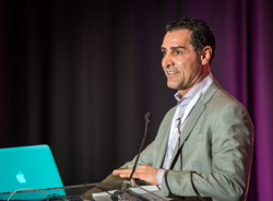 Dr Sadati Speaking at The 16th Annual California Society of Facial Plastic Surgery Meeting