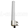 L-com Debuts New Series of 802.11ac Dual-Band, Dual-Polarized 2x2 MIMO Outdoor Omni-Directional Antennas