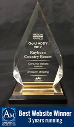 Americom Marketing - Regional Addy Award Winner For Best Website, 3 Years Running - 10th District