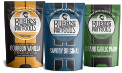 Bubba's Crunchy Grain-Free Snacks