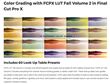 FCPX LUT Fall Volume 2 - Final Cut Pro X Plugins - PFS