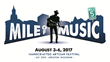 Mile of Music Announces First 50 Artists Slated to Appear at August Festival