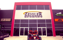 Zeigler Motorsports Opens in Kalamazoo