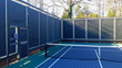Athletic Club Quiets Paddle Ball Court Noise with Acoustifence®(pat.pend.)