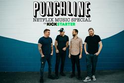 Punchline Netflix Music Special on Kickstarter