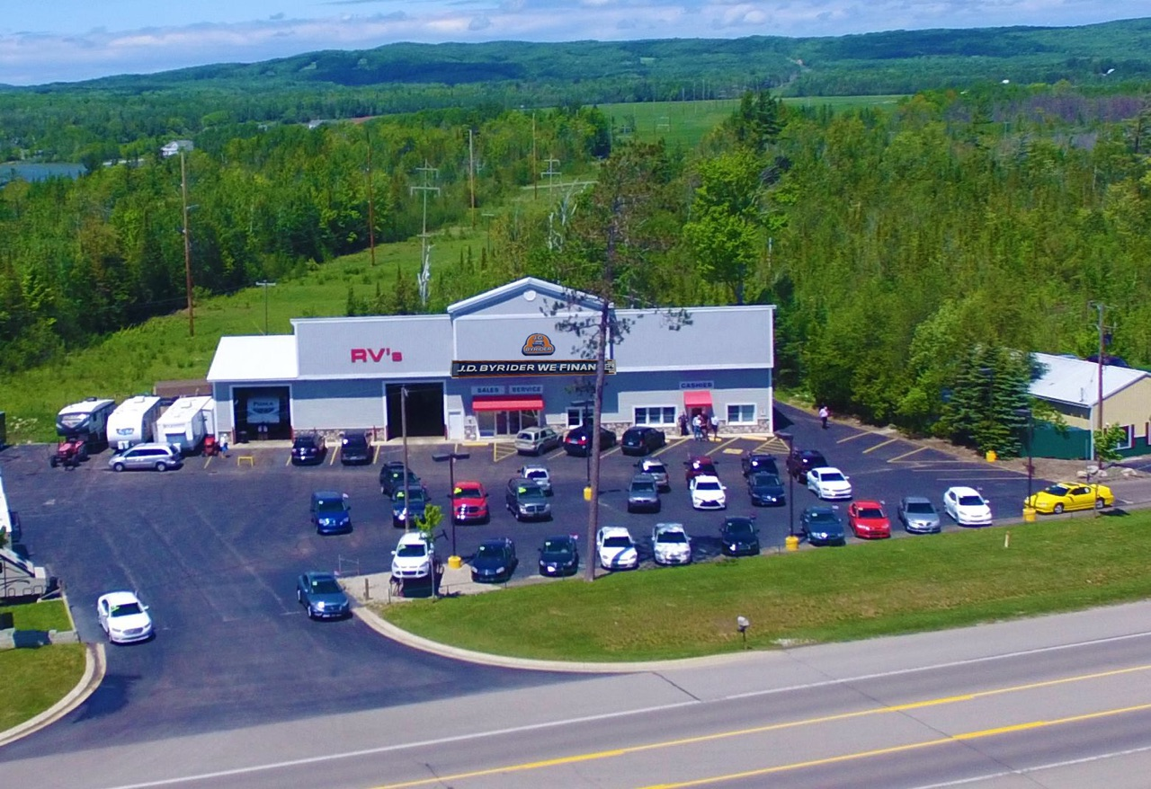 Jd Byrider Inventory >> J D Byrider Opens New Location In Petoskey Mich To Help