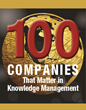 """Parascript Honored by KMWorld """"100 Companies That Matter in Knowledge Management"""""""