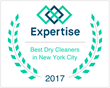 Cameo Cleaners is selected as an elite dry cleaner in NYC by Expertise!