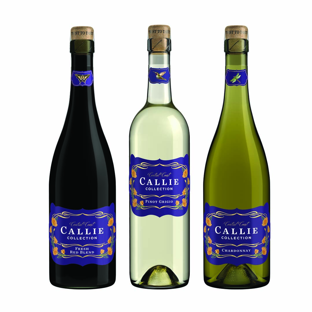 Callie Collection Wines Launch With The Innovative Helix ...