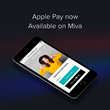 Apple Pay is Now Available on Miva