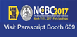 Parascript to Exhibit at NCoBC Conference 2017