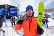 Monster Energy's Alex Bealieu- Marchand will compete in Ski Slopestyle at X Games Norway 2017