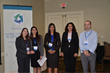 From left to right: Lisa Brady, senior director of sustainability and risk management for Dell EMC Ayeena Puri, Director of Customer Success at Resilinc, Bindiya Vakil, CEO of  Resilinc, Ranna Rose, V