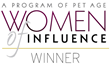 Elnaz Sarraf Named Women of Influence by Pet Age