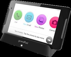 new grandpad senior tablet