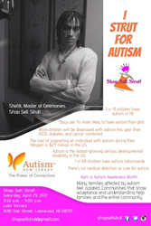 Shefik Named Master of Ceremonies at Benefit for Autism New Jersey