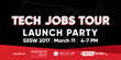 50-city Tech Jobs Tour Launches; Hustling to Fill 100,000 Open Positions by End of 2017
