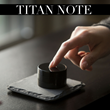 Titan Note, the Most Advanced and Accurate Audio Dictation Recorder, Fully Funds on Indiegogo